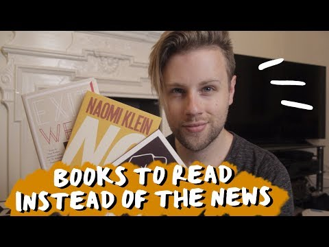 Books To Read Instead Of The News W/ Daniel J Layton! 📚
