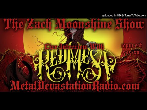 Red Mesa - Interview II 2020 - The Zach Moonshine Show