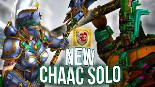 Download lagu BUFFED Chaac With A NEW Item VS NEW Nike SMITE Chaac Solo MP3