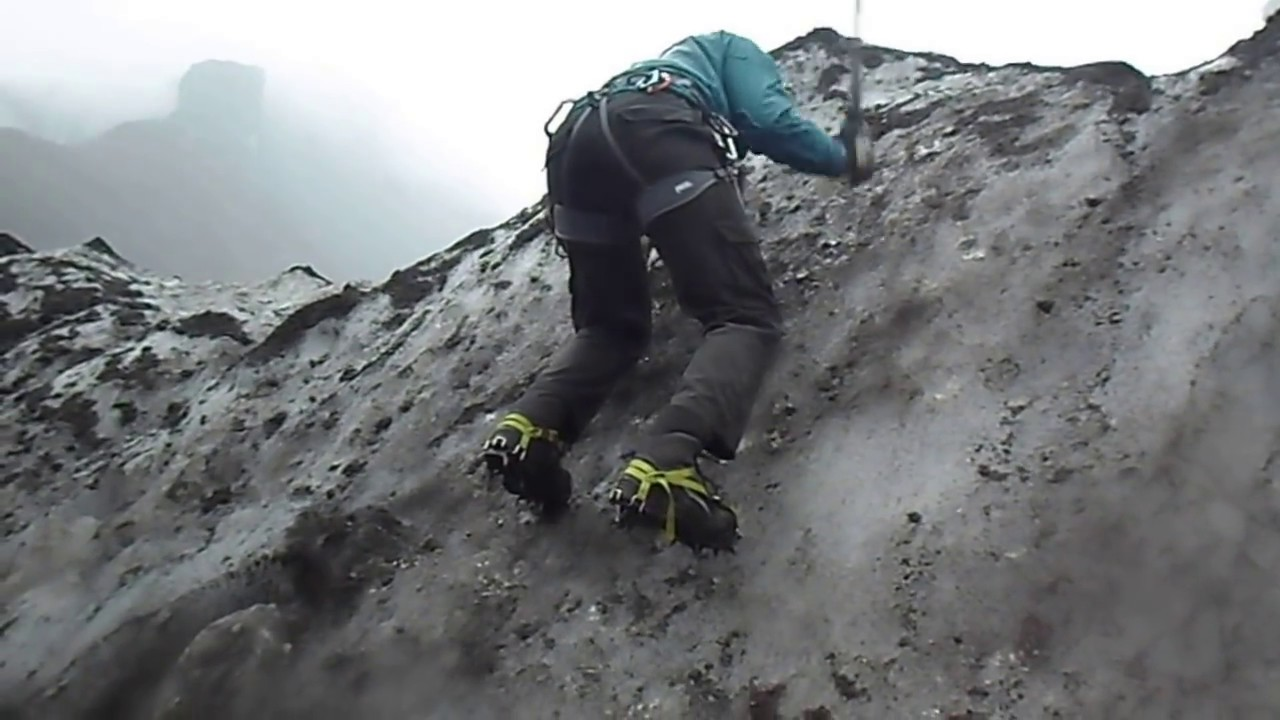 2017 Ventisquero Negro - escalada 2/2 (Rio Negro)