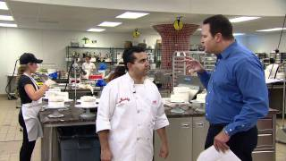 Cake Boss, Buddy Valastro & David Venable answer Facebook Questions