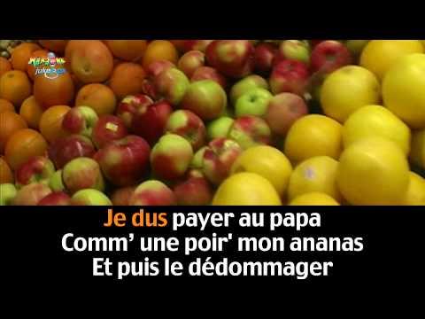 Agadou-dou-dou '' Patrick Zabbé''