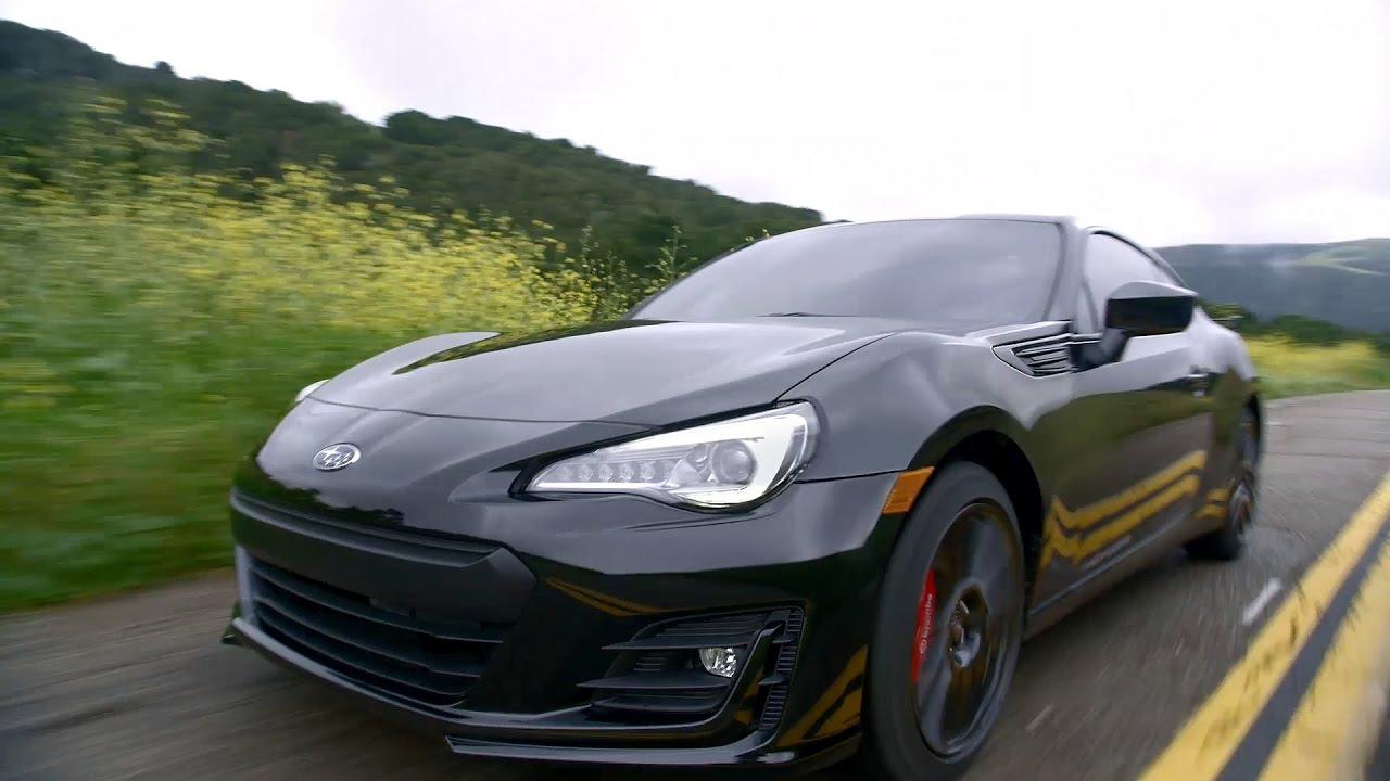 2017 Subaru BRZ (US spec) - YouTube