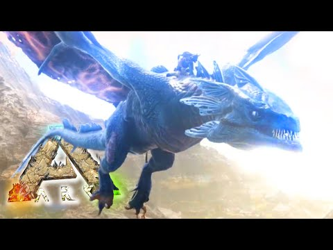 LIGHTNING WYVERN SPLIX!!   Ep4 - ARK Scorched Earth Map Gameplay