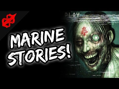 Scary Stories | Weird Sh*t I've Seen as a Marine | Reddit NoSleep