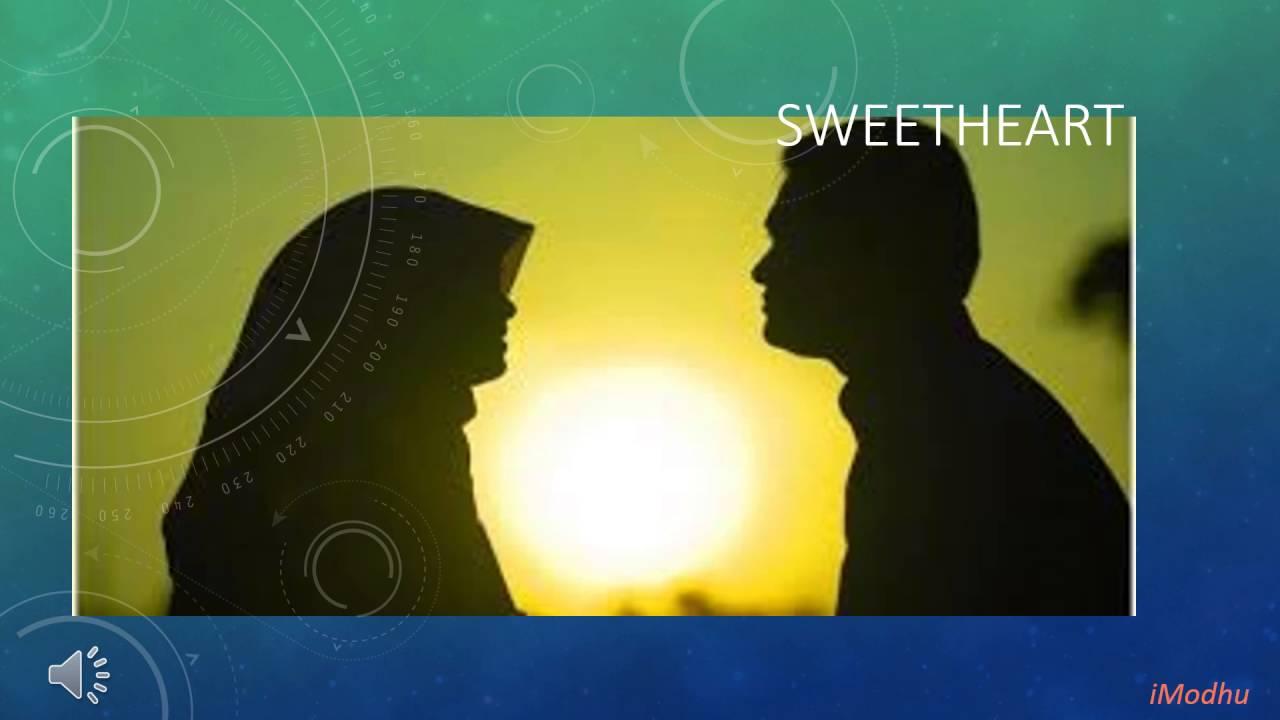 chandrabindu sweetheart song