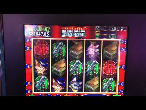 COOL CATZ Slots - First Time Play By Request Winning Spin Choctaw Gaming Casino,Durant, OK.