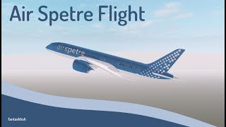 ROBLOX | Air Spètre™ Flight.