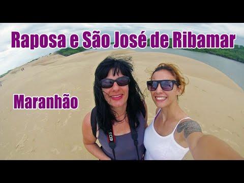 São José de Ribamar e Raposa - Maranhão
