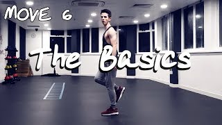 Cutting Shapes Basics with Nuhe (Lesson 0) [BEGINNER - 6 MOVES AND ROUTINE]
