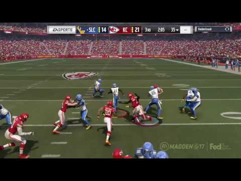 Madden 17 Gameplay | Plays of the Week 13