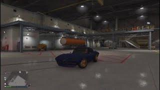 GTA V:Tuneando el segundo coche clasico parte #2 (es muy bueno)