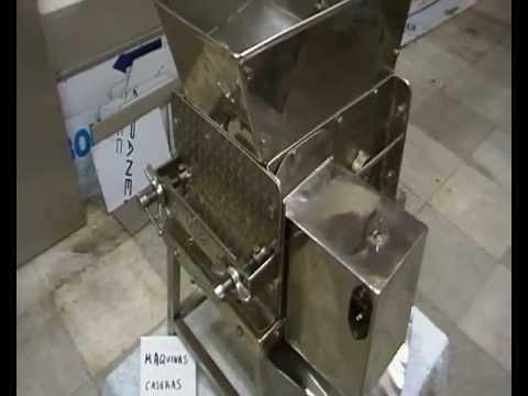 Maquina casera trencar olives romper aceitunas youtube - Maquina de palomitas casera ...