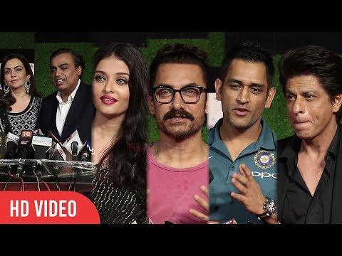 Sachin A Billion Dreams Review and Reaction   Nita & Mukesh Ambani, Amitabh, Shahrukh Khan, MS Dhoni