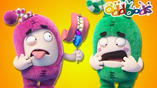 HARD CANDY | NEW | The Oddbods Show