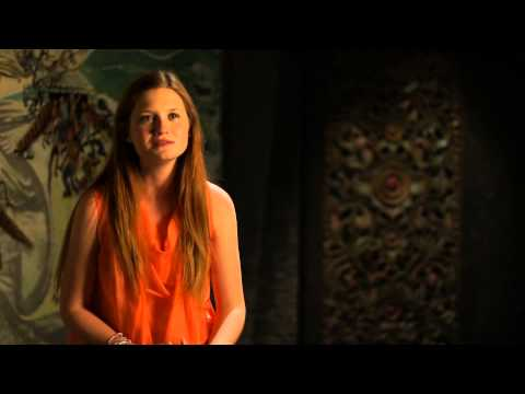 """After The Dark"" - Behind the Scenes with Bonnie Wright (EXCLUSIVE)"
