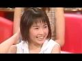 99年 モーニング娘。5月真夏の光線の頃(トークだけ②)再UP
