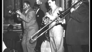 Henry Red Allen 1952-2-24 Russell Moore + Buster Bailey + Lion Smith  -intro + Basin Street Blues