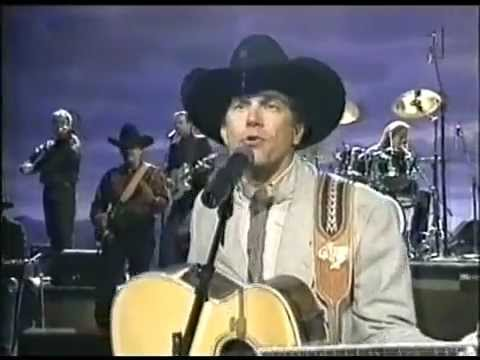 George Strait - Blue Clear Sky (CMA 1996) (HQ)