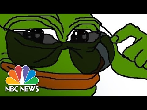 Pepe The Frog's Journey: From Internet Meme To Hate Symbol | NBC News