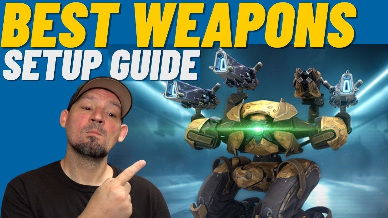 Download War Robots Erebus Review & Best Weapons