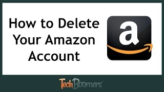 how to permanently delete your amazon account