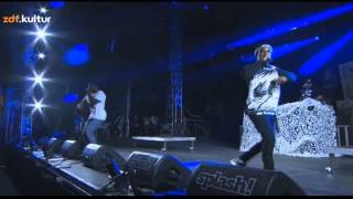 A$AP Rocky - wild for the night  (Splash 16 Live HD 2013 germany)
