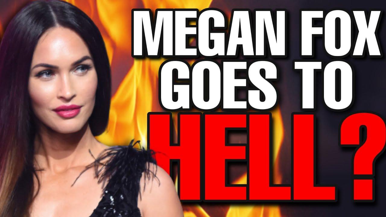 Imagine Meeting Megan Fox and Saying 'I Am Weed'