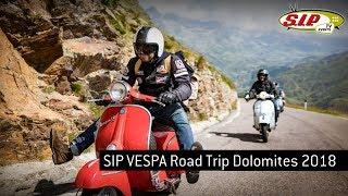 VESPA Road Trip Dolomites 2018 by SIP Scootershop