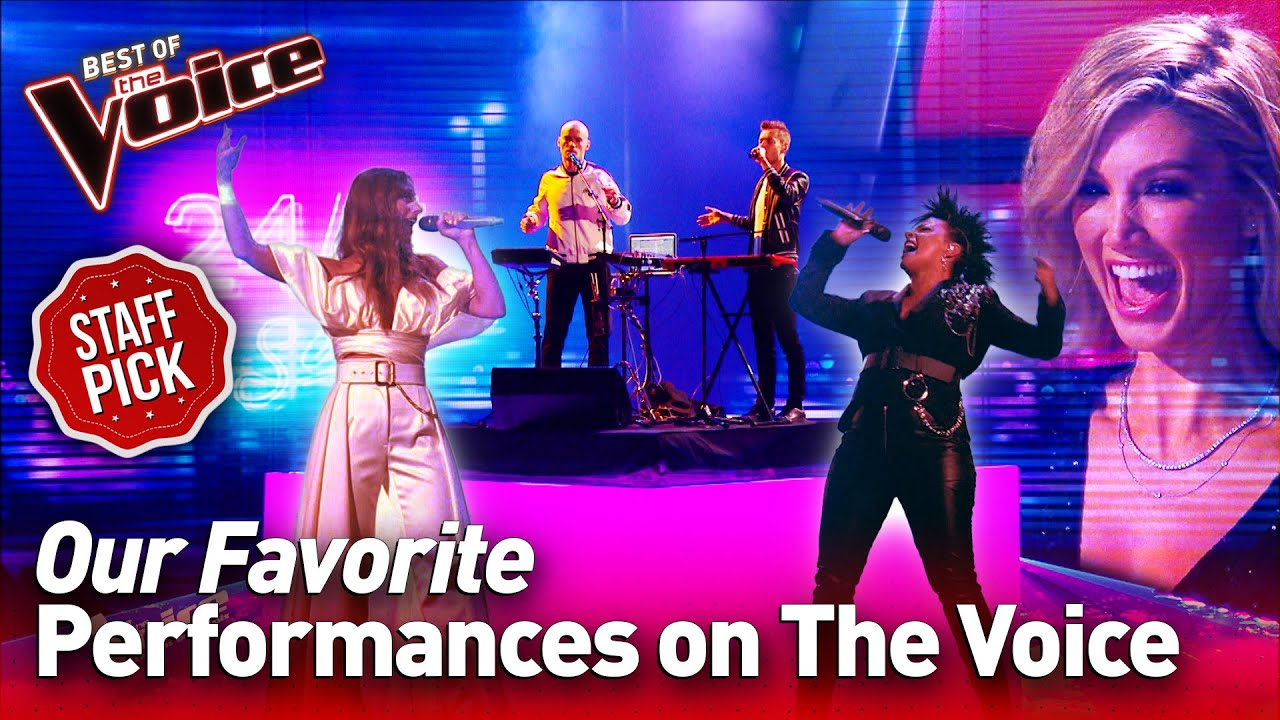 Our Favorite Performances on The Voice | Top 10