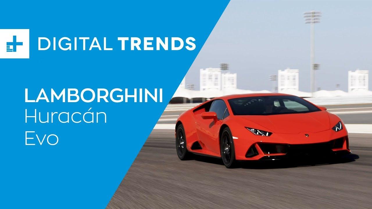 2020 Lamborghini Huracan Evo First Drive Review Youtube