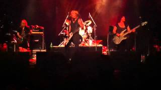 L7 - Diet Pill and Right On Thru live Trocadero 9/11/15