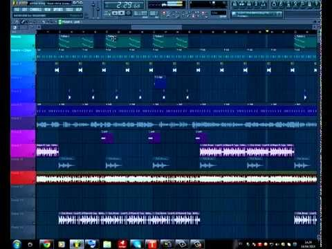 Chris Brown - Loyal Ft. Lil Wayne, Tyga - Fl Studio (Free Flp)