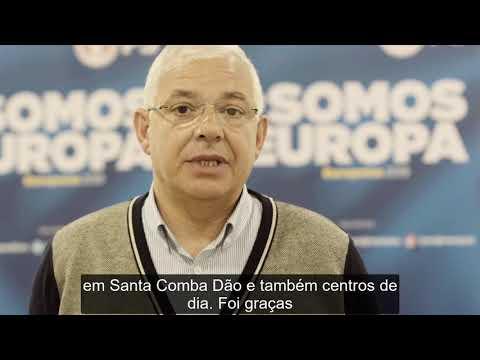 Leonel Gouveia - Presidente de Santa Comba Dão