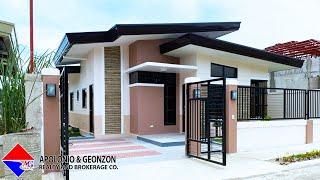 Download lagu Beautiful High Ceiling 3 Bedrooms Bungalow House Design | Ilumina Estates, Davao City, Philippines