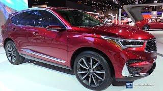 2019 Acura RDX - Exterior and Interior Walkaround - 2018 Chicago Auto Show