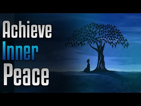 inner peace maintaining self and the It requires action and doing whatever it takes to maintain peace in our  here are some ways you can cultivate peace with god, yourself and  you change your self .