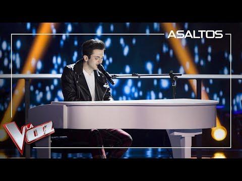 Javier Erro canta 'Hábito de ti' | Asaltos | La Voz Antena 3 2019