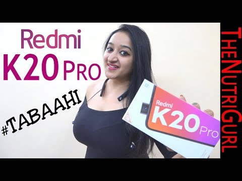 Redmi K20 Pro - Unboxing & Overview In HINDI (INDIAN RETAIL UNIT)