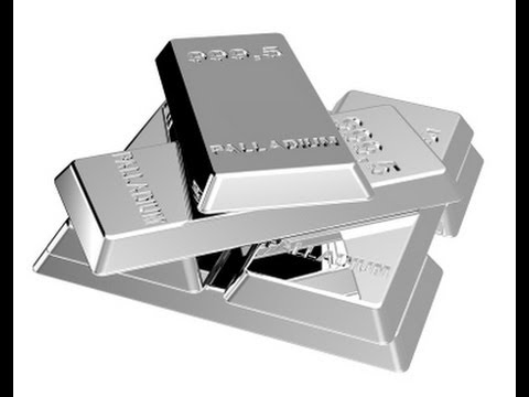 David Morgan -- Palladium Is Leading The Precious Metals