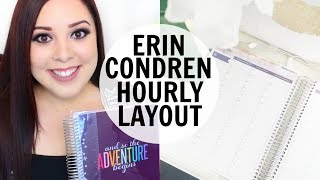 *NEW* ERIN CONDREN HOURLY LIFE PLANNER 2016 + GIVEAWAY!