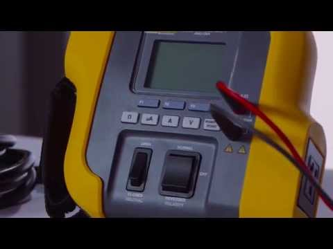 Introducing The ESA609 Electrical Safety Analyzer