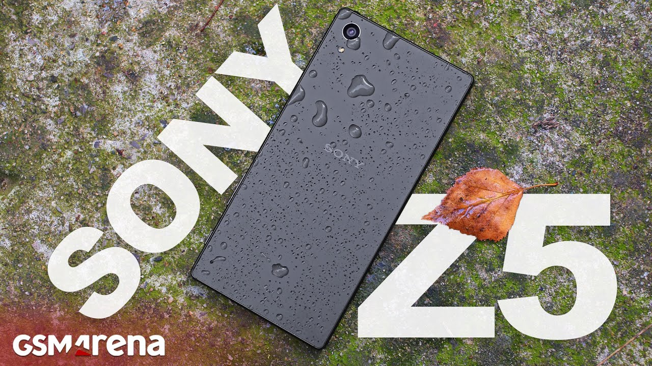 Sony Xperia Z5 - User opinions and reviews