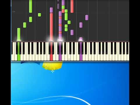 Jewel   foolish games [Synthesia Piano] [Piano Tutorial Synthesia]