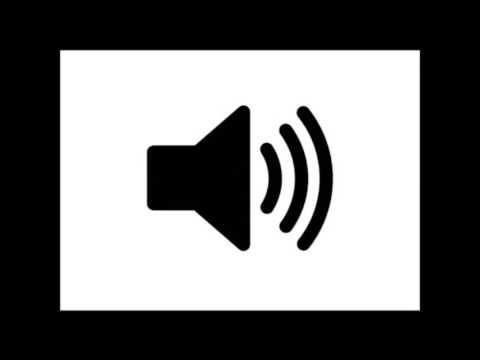 Swoosh sound effect