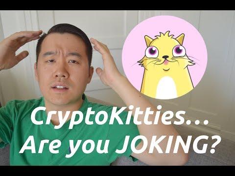 People Are Spending $23,000 On CryptoKitties... I'm Not Even Joking....