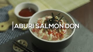 Aburi Salmon Don