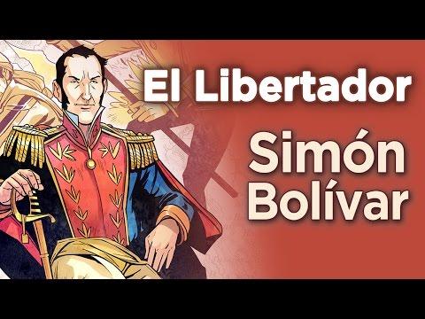 "♫ Simón Bolívar: ""El Libertador"" - Sean and Dean Kiner - Extra History"