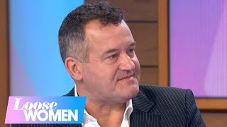 Former Royal Butler Paul Burrell on Prince Andrew Controversy | Loose Women