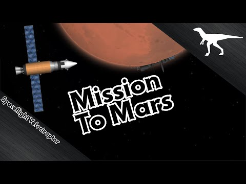 Mission to Mars Colony   Spaceflight Simulator 1.5  